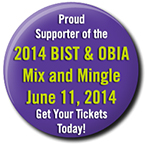Proud supporter of the 2014 BIST & OBIA Mix and mingle, June 11 2014